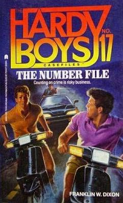 book cover of The Number File