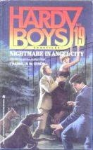 book cover of Nightmare In Angel City
