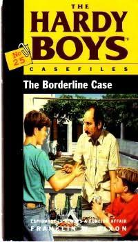 book cover of The Borderline Case
