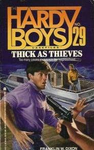 book cover of Thick As Thieves
