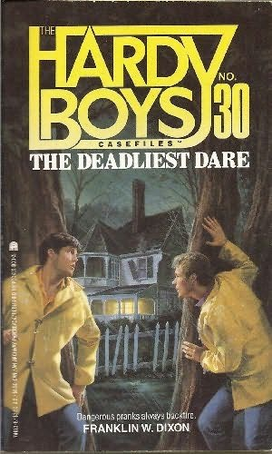 book cover of The Deadliest Dare