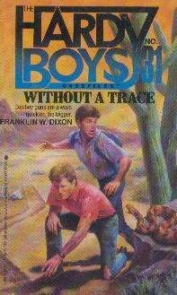 book cover of Without A Trace