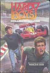 book cover of Collision Course