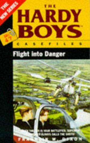 book cover of Flight Into Danger