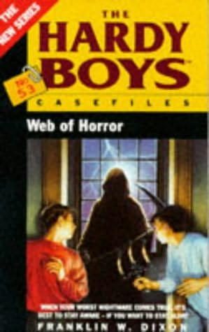 book cover of Web Of Horror
