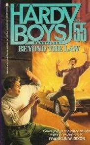 book cover of Beyond The Law