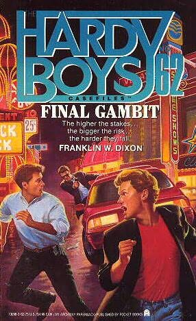 book cover of Final Gambit