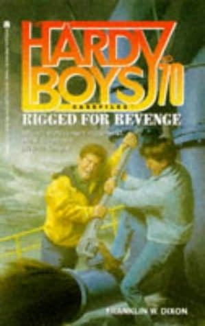 book cover of Rigged For Revenge