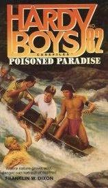 book cover of Poisoned Paradise