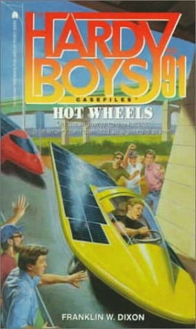 book cover of Hot Wheels