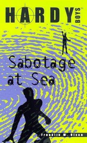 book cover of Sabotage At Sea