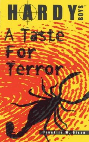 book cover of A Taste For Terror