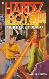 book cover of Murder By Magic