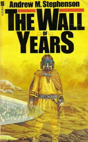 book cover of Wall of Years