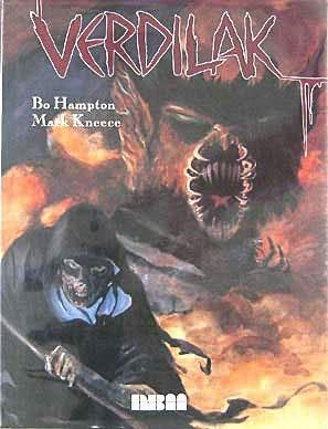 book cover of Verdilak