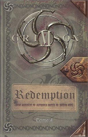 book cover of Crimson : Redemption