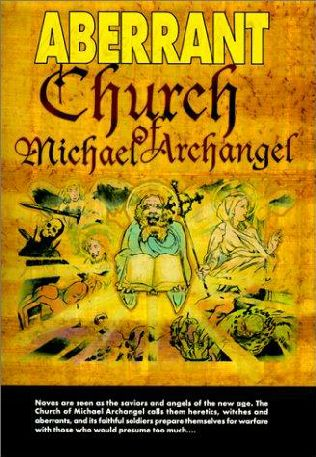book cover of Aberrant Church of Michael Archangel