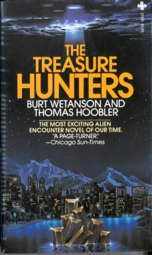 book cover of The Treasure Hunters