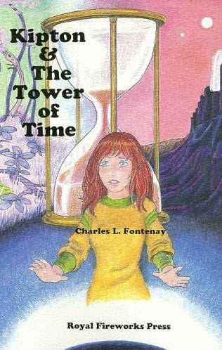 book cover of Kipton and the Tower of Time