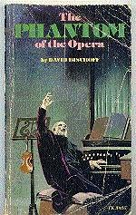 book cover of The Phantom of the Opera
