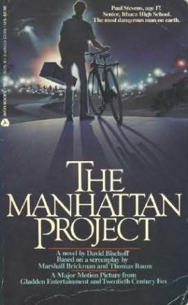 book cover of The Manhattan Project