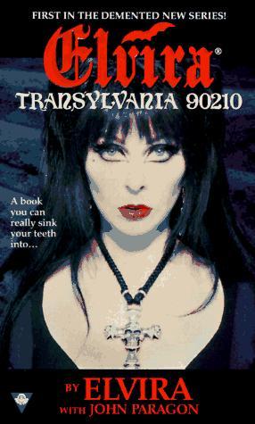 book cover of Transylvania 90210