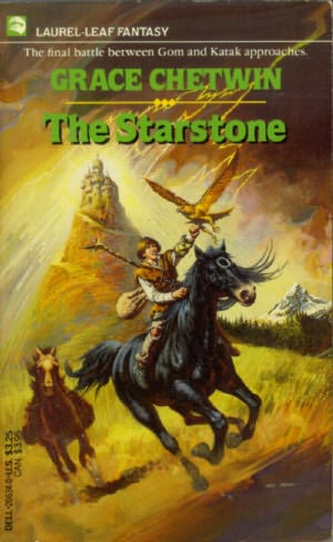 book cover of The Starstone