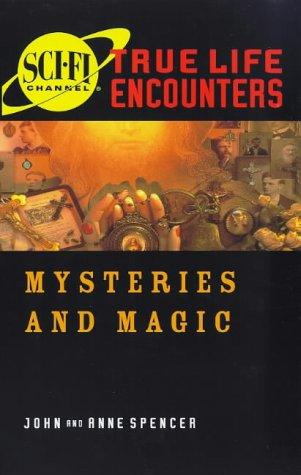 book cover of Mysteries and Magic