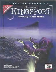 book cover of Kingsport