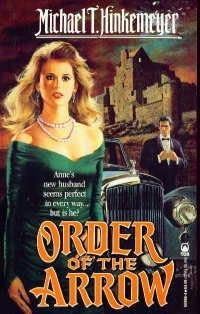 book cover of Order of the Arrow