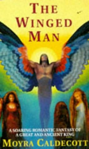 book cover of The Winged Man