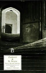 book cover of Zastrozzi - A Romance and St. Irvyne