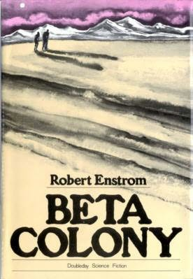 book cover of Beta Colony