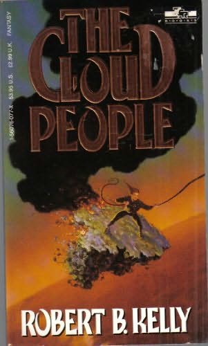 book cover of The Cloud People