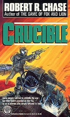 book cover of Crucible