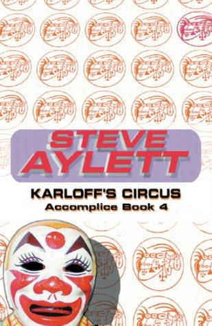 book cover of Karloff\'s Circus