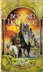 book cover of Beyond Lich Gate