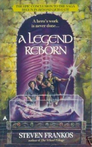 book cover of A Legend Reborn