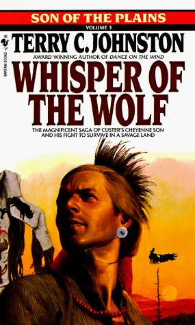 book cover of Whisper of the Wolf