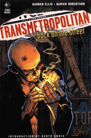book cover of Back on the Street