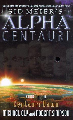 book cover of Centauri Dawn