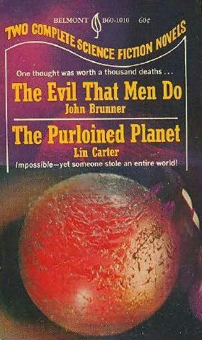 book cover of The Purloined Planet