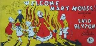 book cover of Welcome Mary Mouse