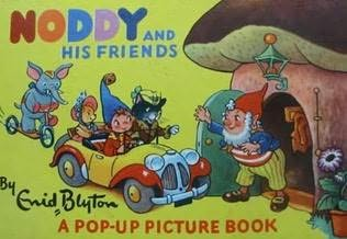 book cover of Noddy and His Friends