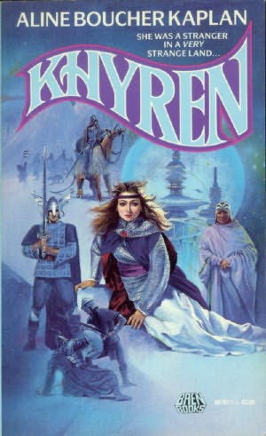 book cover of Khyren
