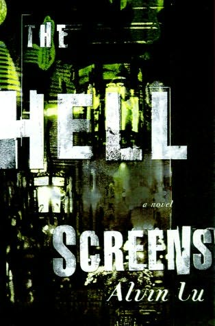 book cover of The Hell Screens