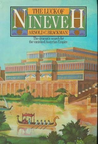 book cover of The Luck of Nineveh