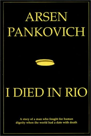 book cover of I Died in Rio
