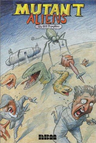 book cover of Mutant Aliens