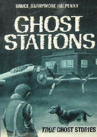 book cover of Ghost Stations